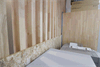 木格子+構造用合板