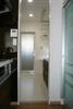 キッチン→洗面